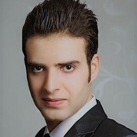 Headshot of Amirali Amirsoleimani