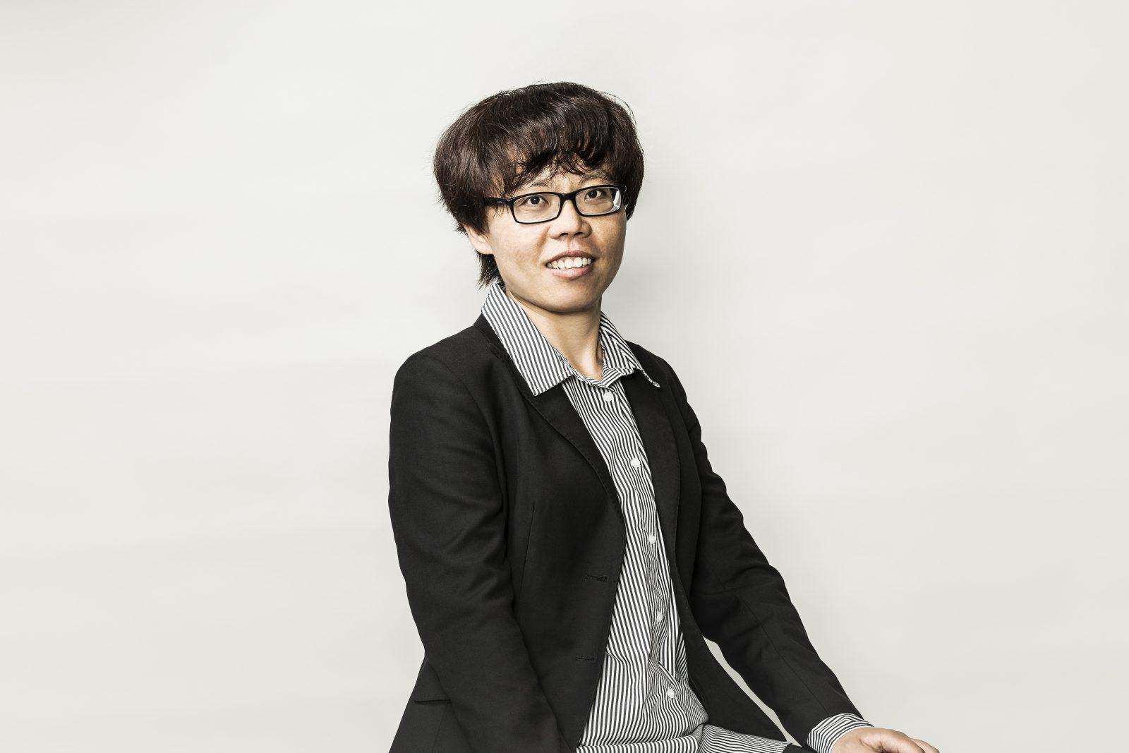 Headshot of professor Cuiying Jian