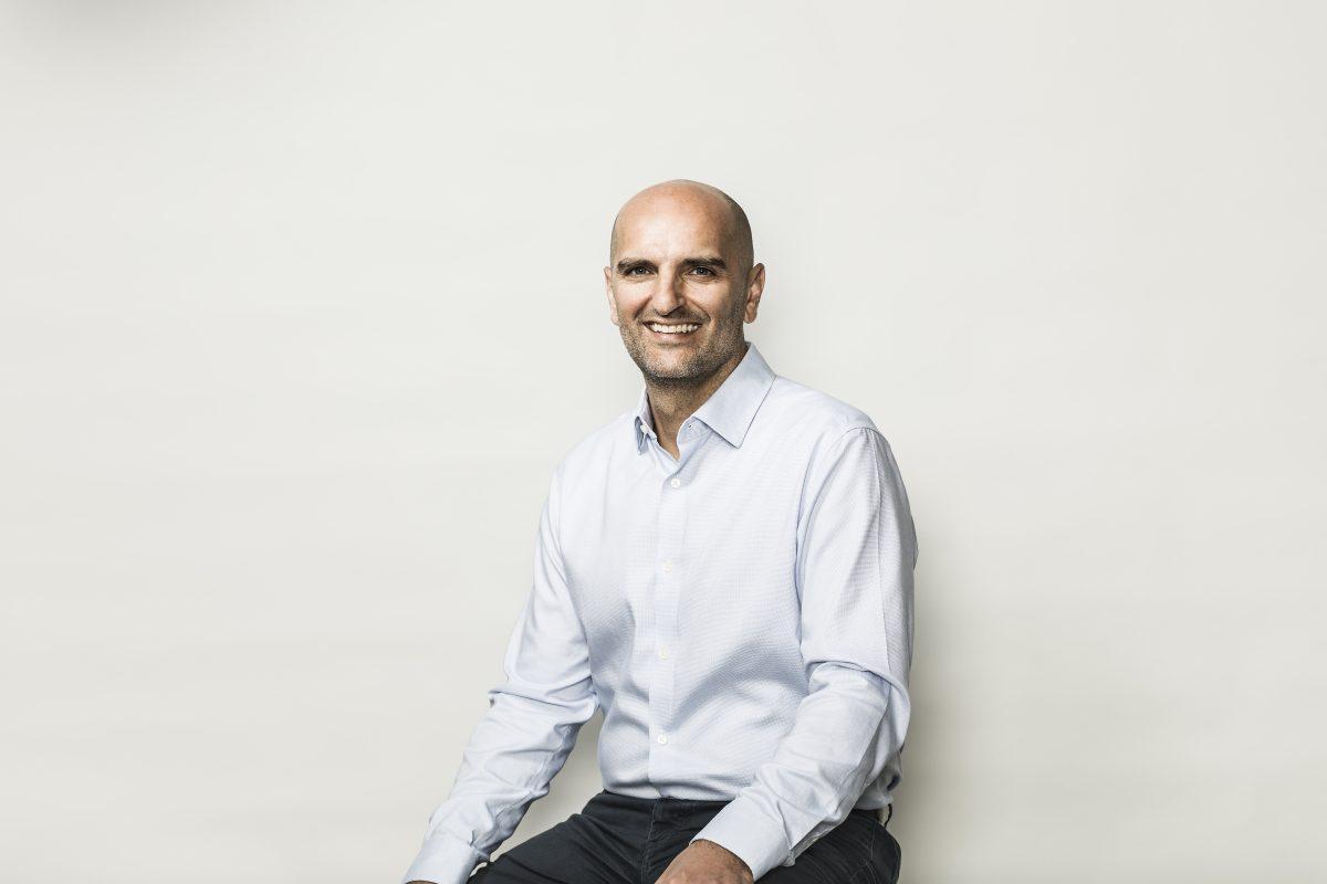 Headshot of Dan Palermo