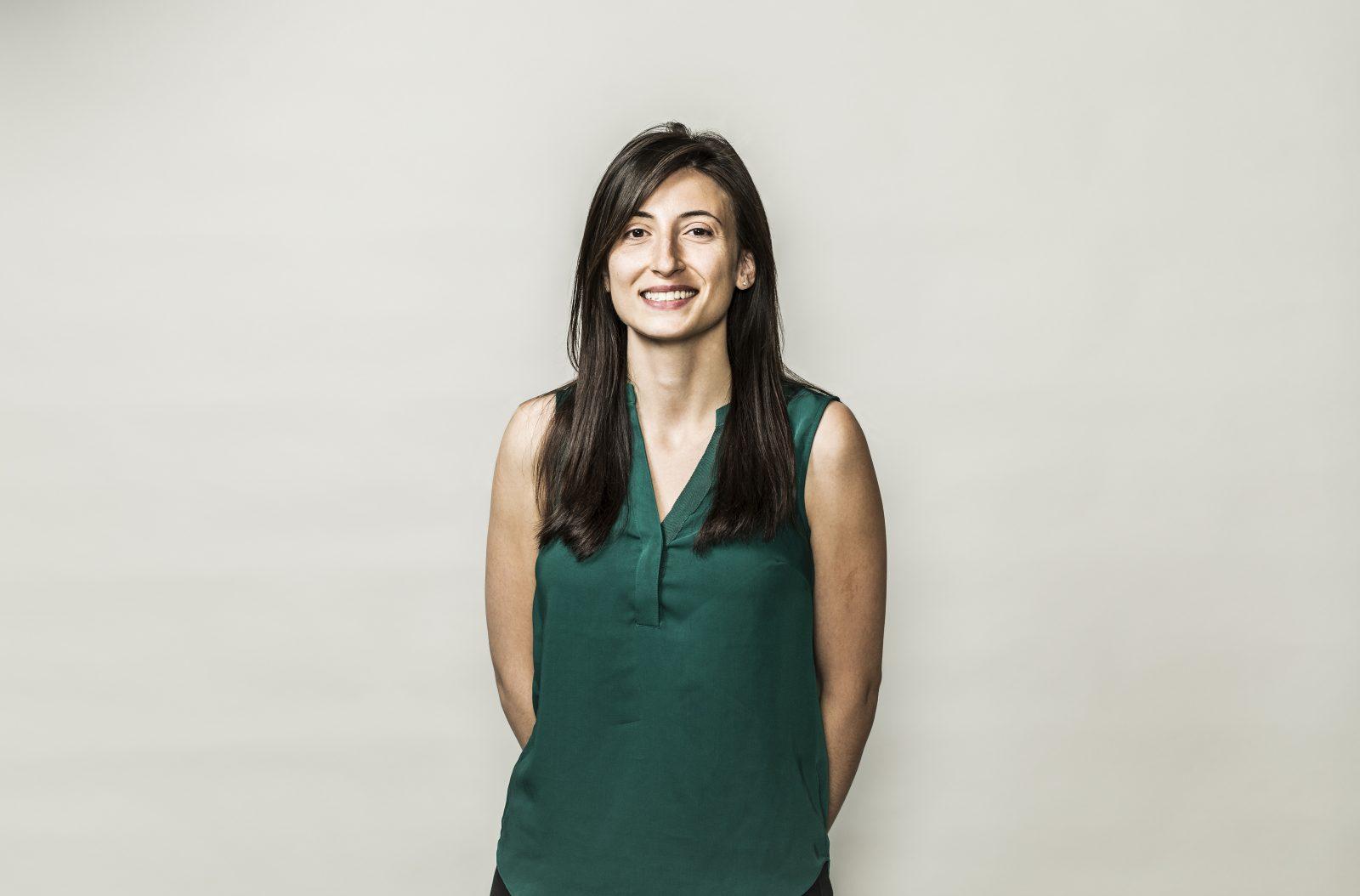 Headshot of Daniella Primi