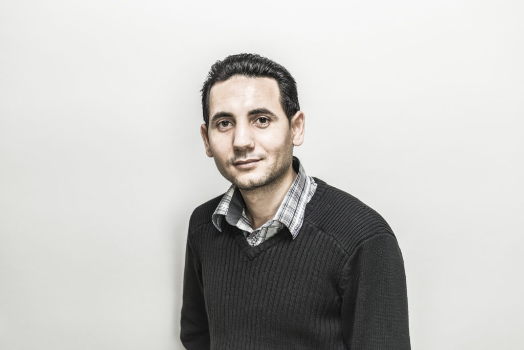 Headshot of professor Hany Farag