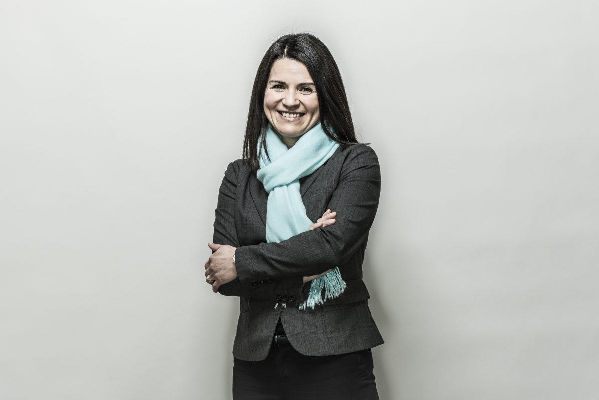 Headshot of Marily Molina
