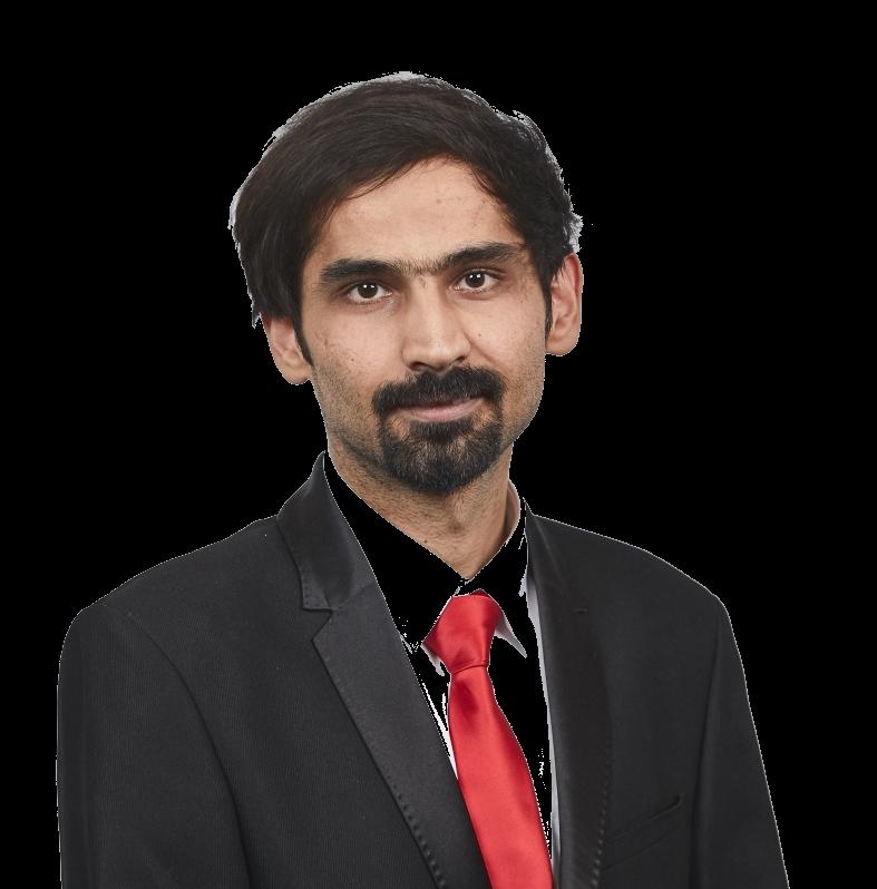 Headshot of Raghavender Sahdev