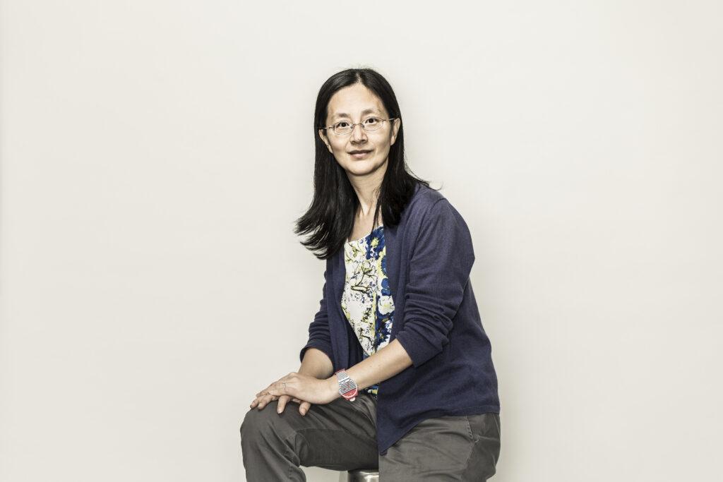 Headshot of Ping Wang