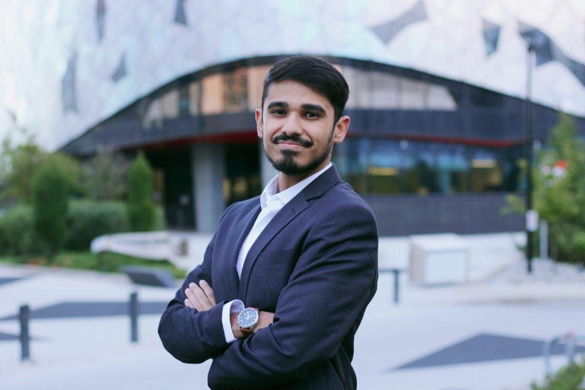 Rashiq - student headshot