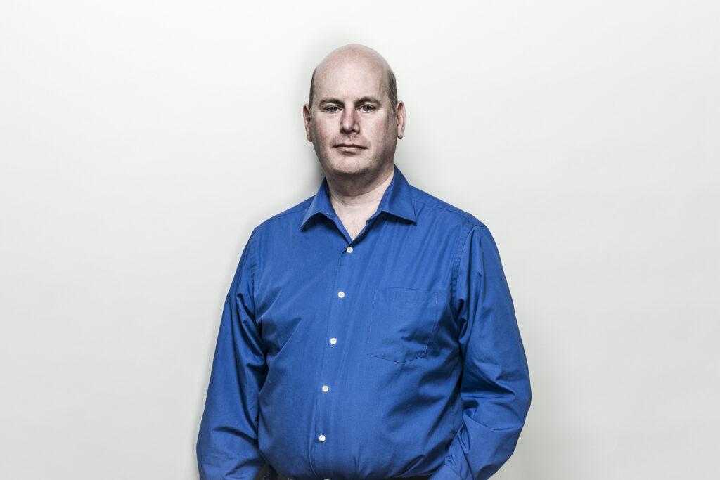 Headshot of professor Robert Allison