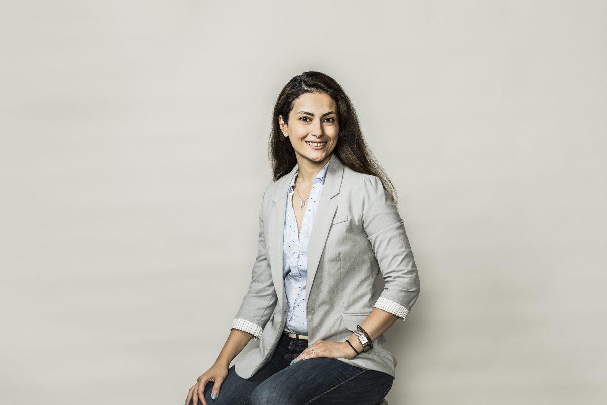 Headshot of Shooka Karimpour