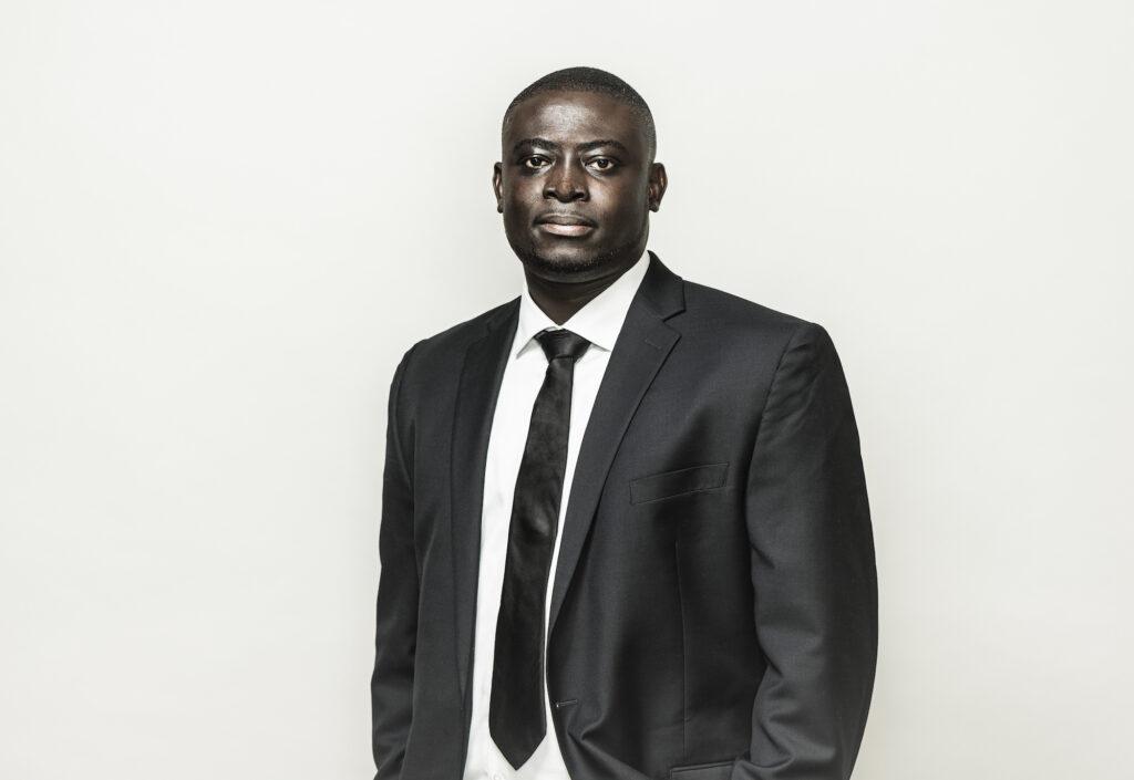 Headshot of Solomon Boakye-Yiadom