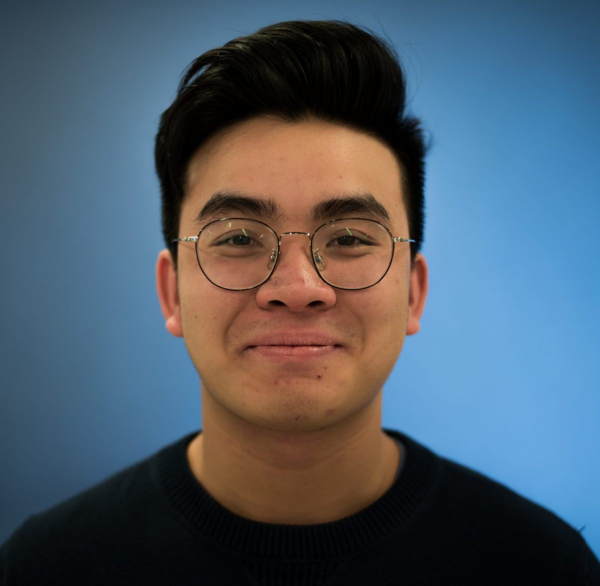 Vincent Vuong - Student Headshot