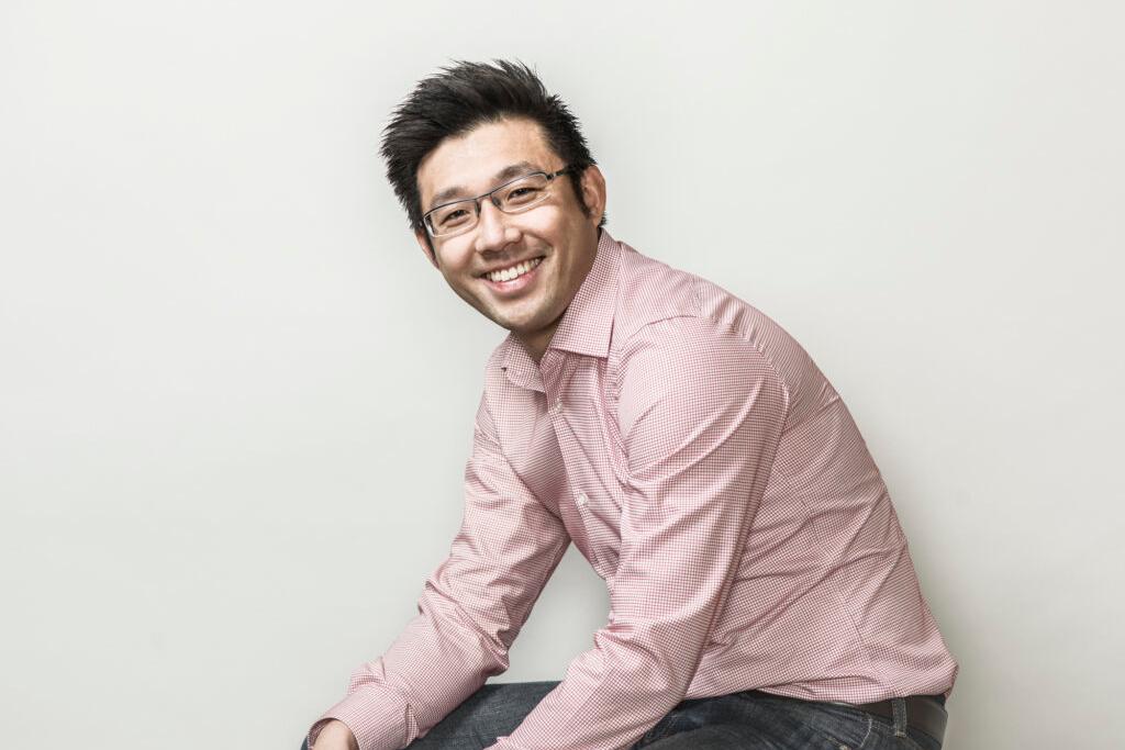 Headshot of professor John Lam